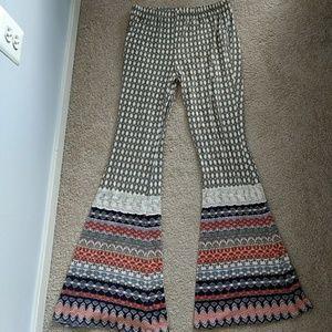 Boho lounge pants